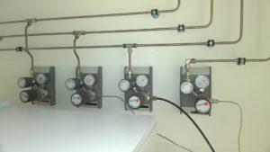 Laborgaseversorgung