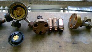 Reparatur Autogentechnik (def. Gasrücktrittsicherung)